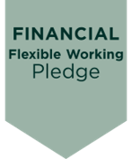 Flexible working pledge logo
